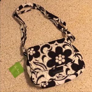 Vera Bradley Day and Night Crossbody- NWT